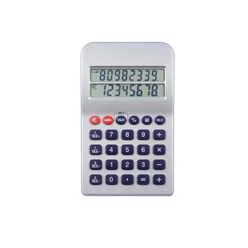 Calculatrice de bureau et convertisseur - Calculatrice multifonctions publicitaire