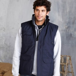 Bodywarmer Worker Kariban
