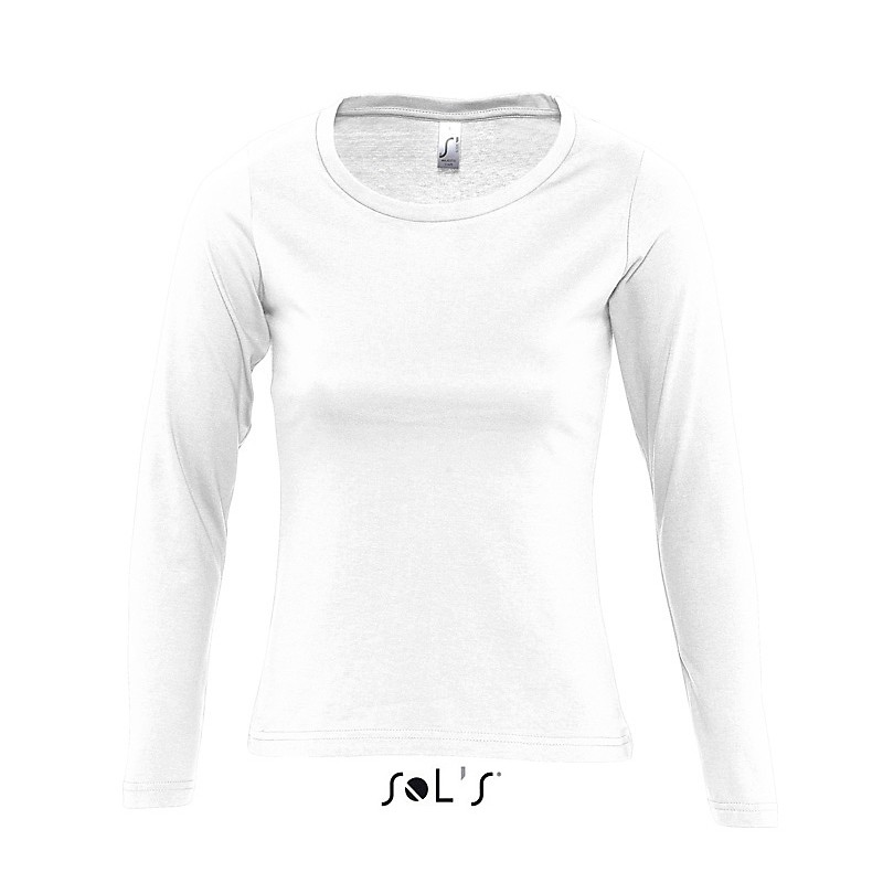 Tee shirt manches longues  - T-shirt manches longues - objets publicitaires