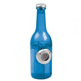 Réveil à eau en forme de bouteille