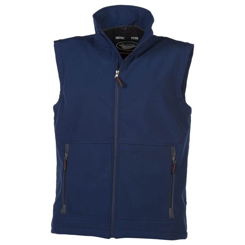 Gilet softshell Fastnet Pen Duick - Softshell - objets publicitaires