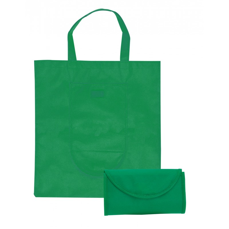 Sac shopping pliable Non-woven - Sac shopping pliant - objets publicitaires