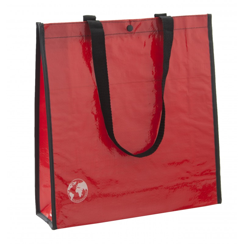 Sac shopping Recycle - Sac de courses publicitaire