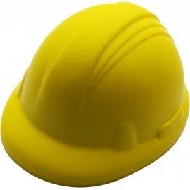 Casque de chantier anti-stress publicitaire