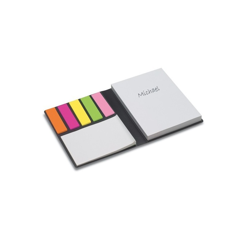 Bloc-notes publicitaire - Post-it publicitaire, bloc-mémo - objets publicitaires