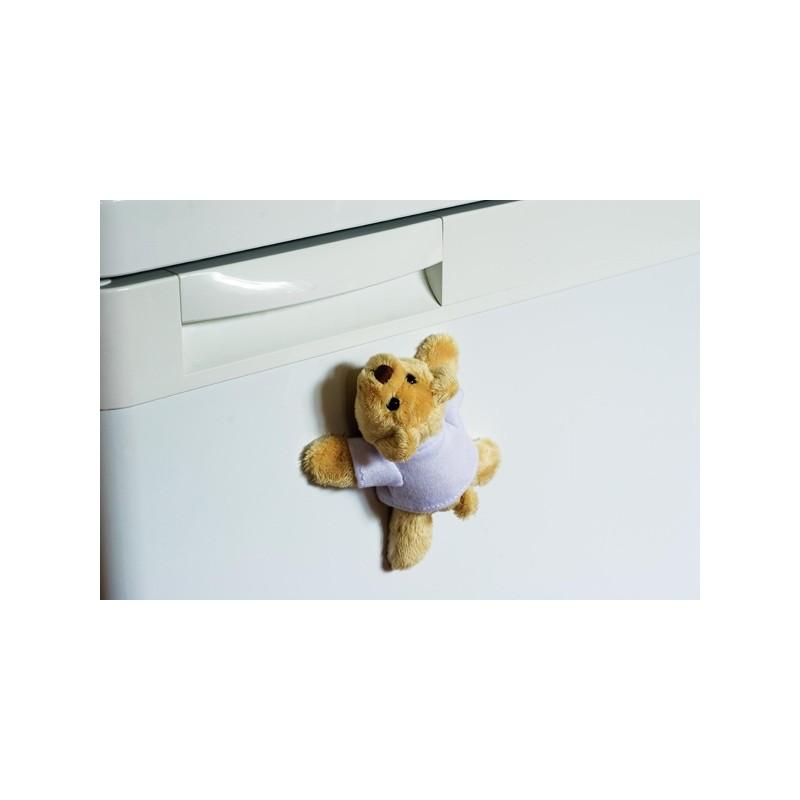 Magnet ours en peluche - Magnet personnalisé