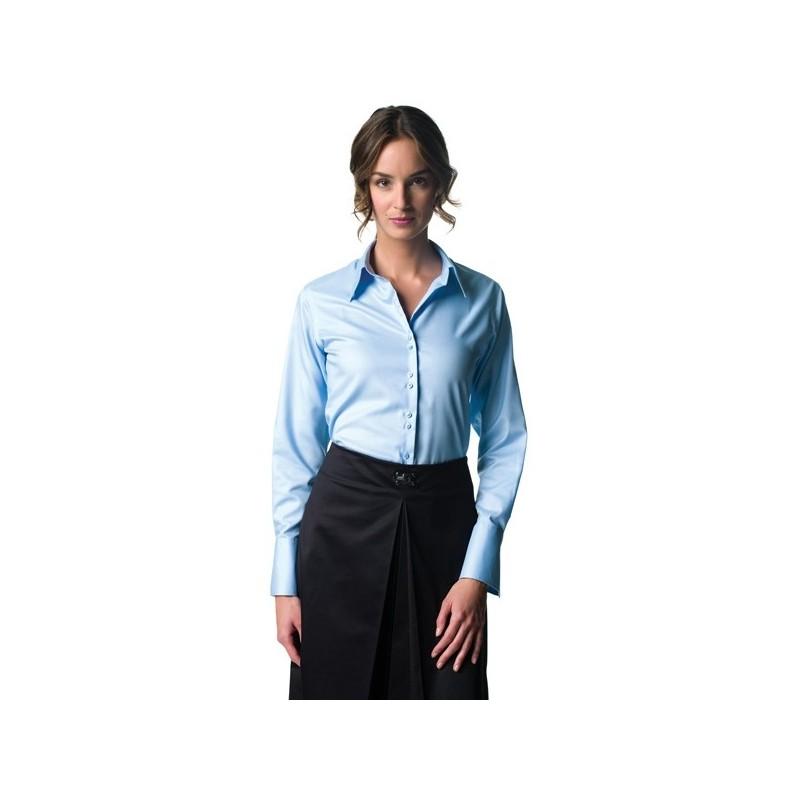 Chemise sans repassage femme - chemise publicitaire femme - objets publicitaires