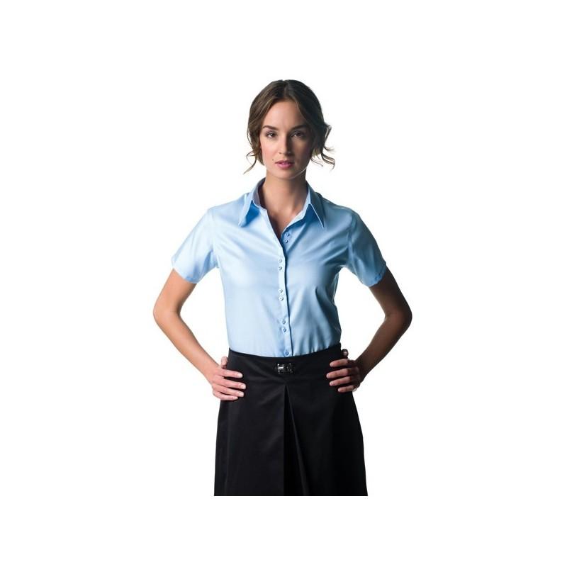 Chemisette manches courtes  - chemise publicitaire femme - objets publicitaires