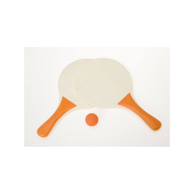Tennis de plage Tarik - Raquettes de plage - objets promotionnels