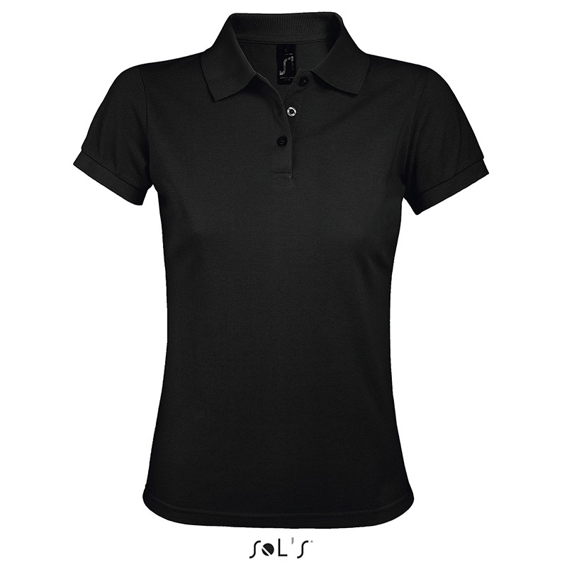 Polo femme Passion - Polo manches courtes - marquage logo