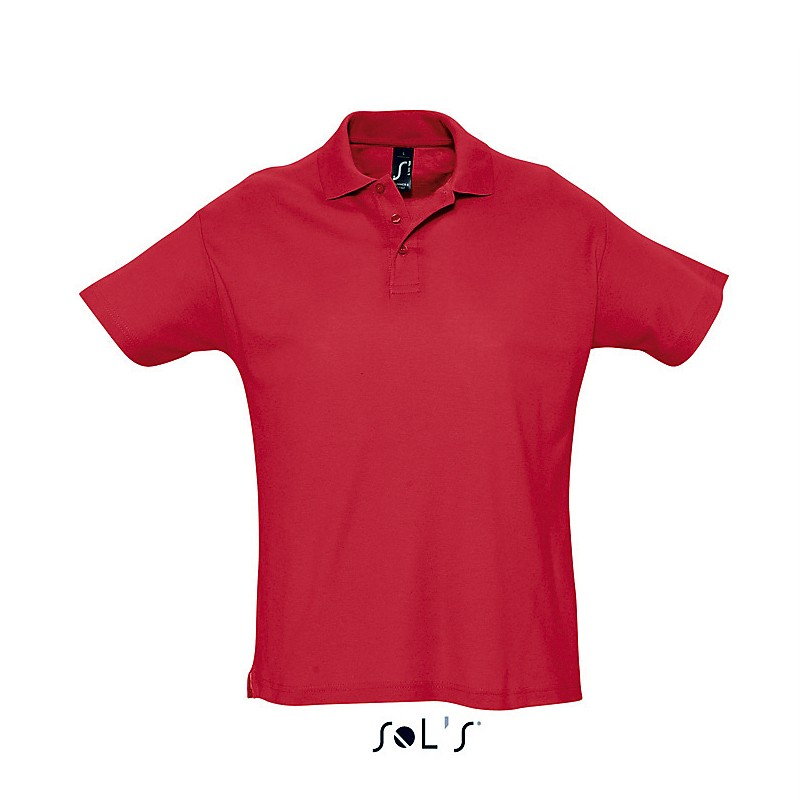 Polo homme Summer II - Polo manches courtes publicitaire