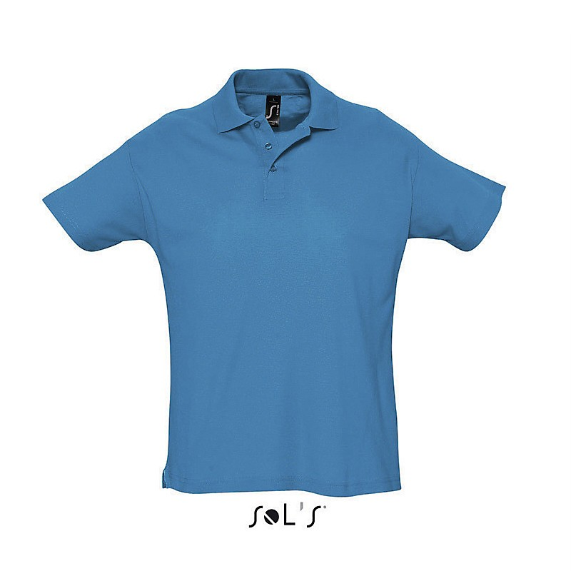 Polo homme Summer II - Polo manches courtes - objets publicitaires