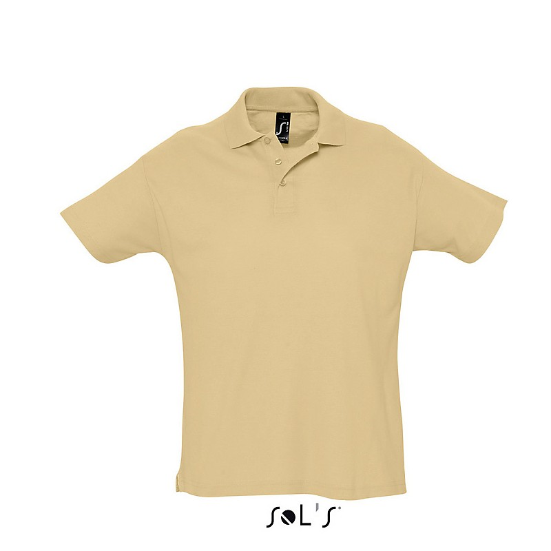 Polo homme Summer II - Polo manches courtes - marquage logo
