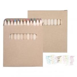 Set de 12 crayons de couleurs