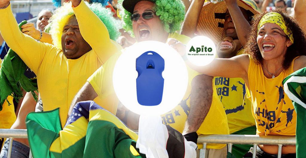 Apito : coupe du monde 2014