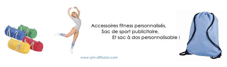 Accessoire fitness personnalisable