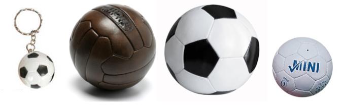 Ballons de foot personnalisés