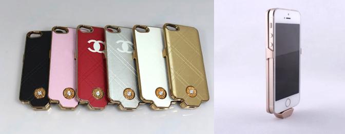 Coque batterie publicitaire iPhone
