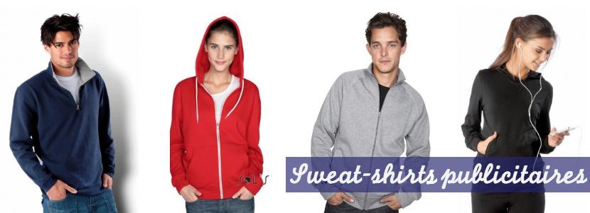 Vêtements polaires publicitaires