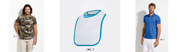 t-shirts, polos et accessoires bébé publicitaires