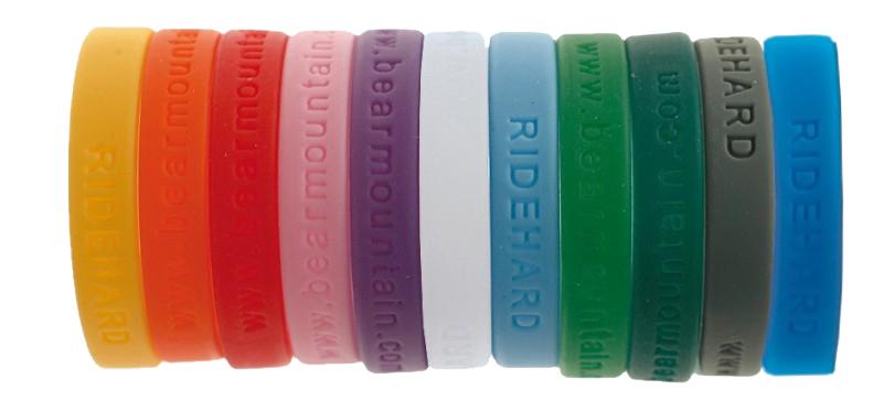 bracelets publicitaires personnalisés