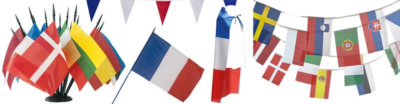 drapeaux publicitaires personnalisés