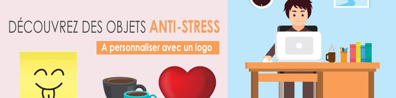 les objets anti-stress
