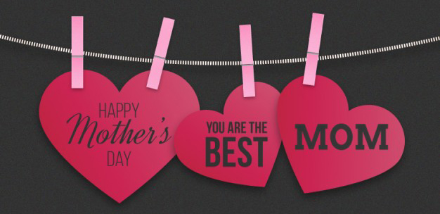 hanging-hearts-mothers-day-card_23-2147509440