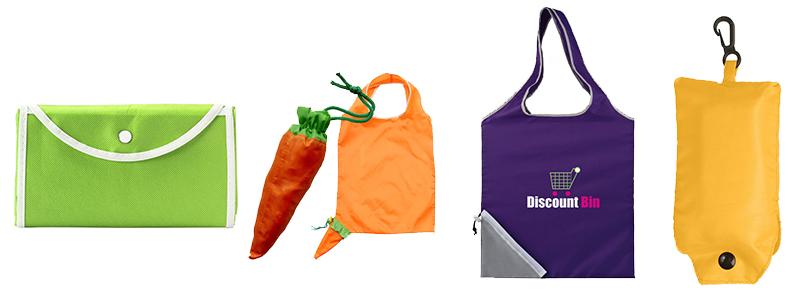 sac shopping pliant personnalisé