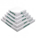 Pyramide post it personnalisée