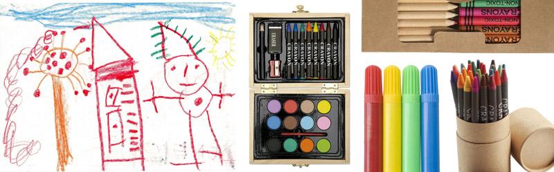 Crayon publicitaire
