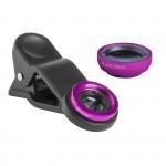 Kit 2 lentilles pour smartphone publicitaire