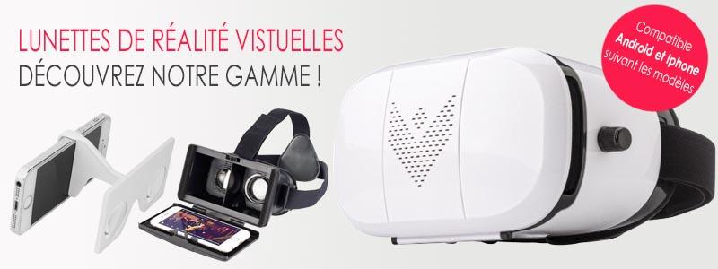 Les lunettes de réalité virtuelle publicitaires : Un concept innovant