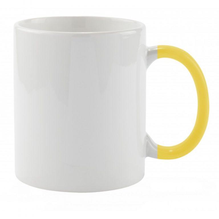 Mug blanc céramique
