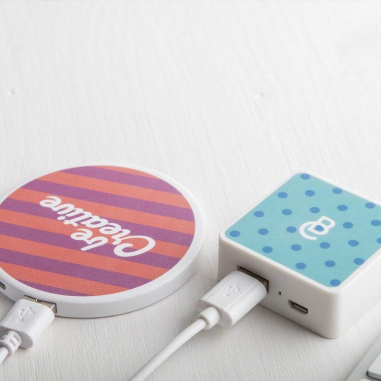 Optimiser sa communication avec une batterie nomade personnalisée