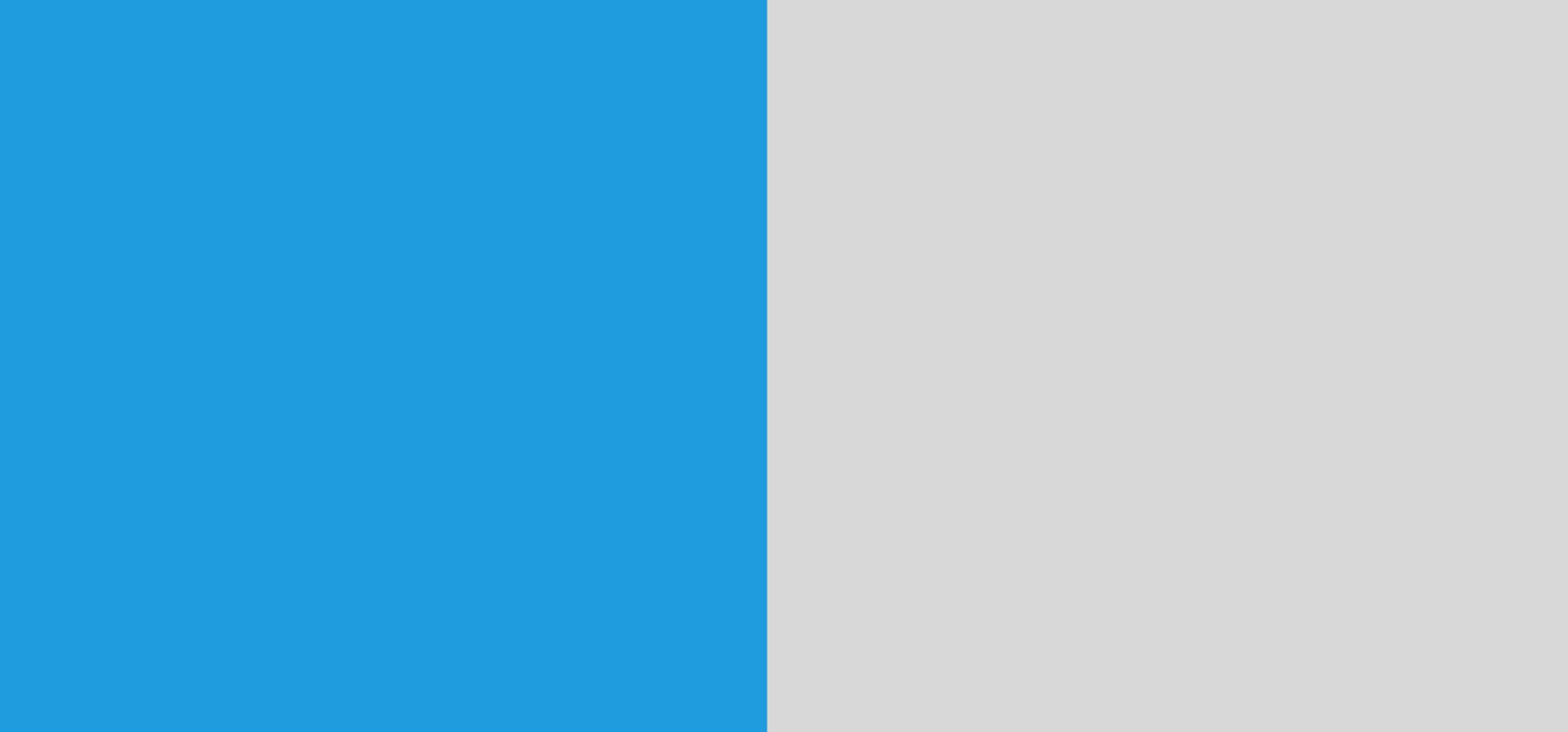 Bleu / gris