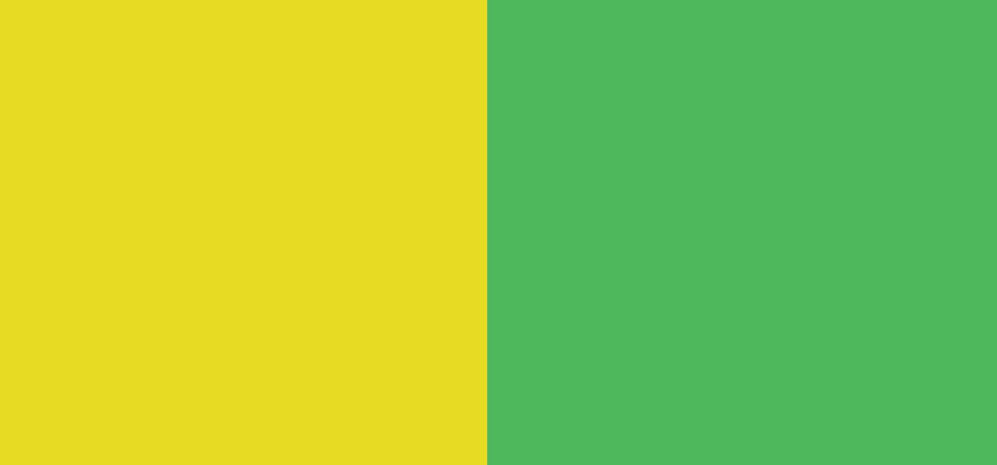 Jaune / vert