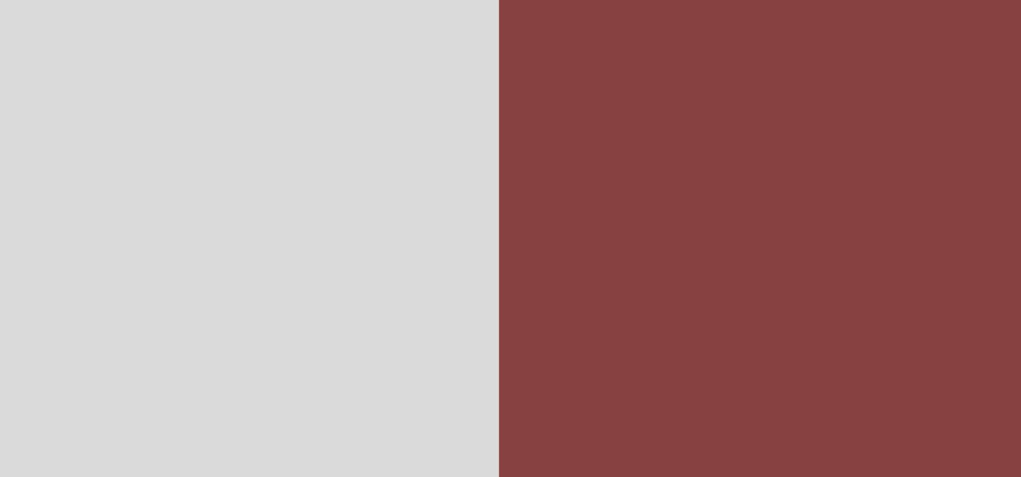 Gris / Bordeaux